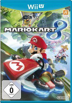 Mario Kart 8 (Nintendo Wii U) für 37€ (statt 43€)