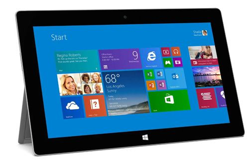 Microsoft Surface 2 Microsoft Surface 2 32GB WiFi + Type Cover 2 für 341€
