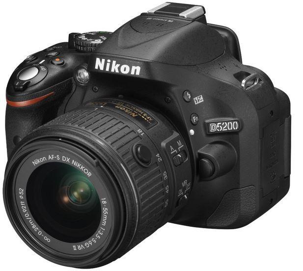 Systemfehler? Nikon D5200   24,1 MP SLR Digitalkamera Body ab 306€   Update