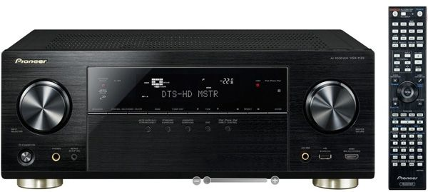 Pioneer VSX 1123 K für 339€   7.2 AV Receiver mit DLNA
