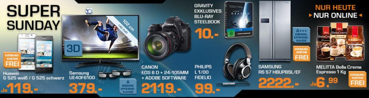 PHILIPS Fidelio L1   Premium Kopfhörer ab 99€ und mehr bei den Saturn Super Sunday Angeboten Update!