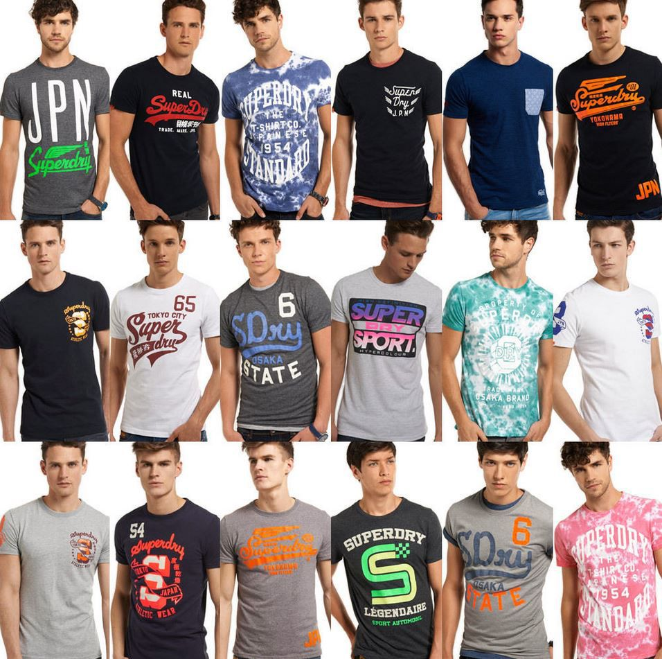 Superdry T-Shirst