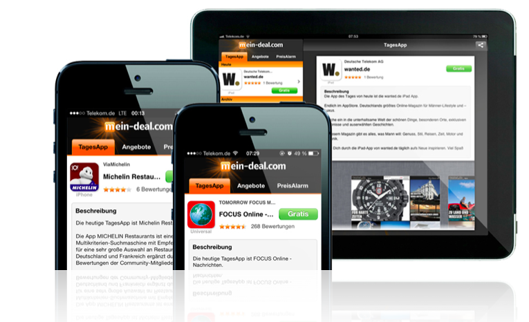 app promotion meindeal WICHTIG! App Update testen und Amazon Gutscheine gewinnen