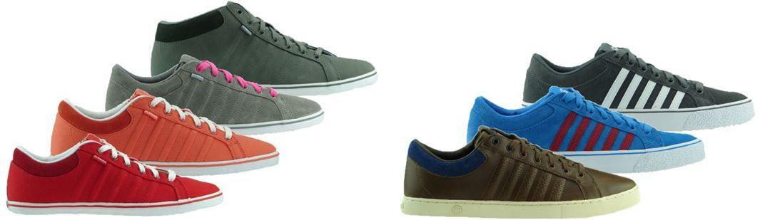 K SWISS Hof Mid Adcourt Sneaker für je Paar 33,99€