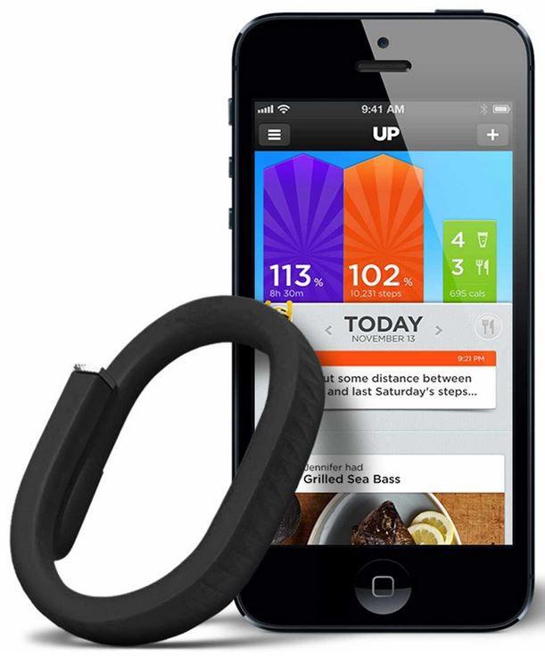 dealclub1 Jawbone UP M onyx   Armband für Android und IOS Geräte für 49€   Update