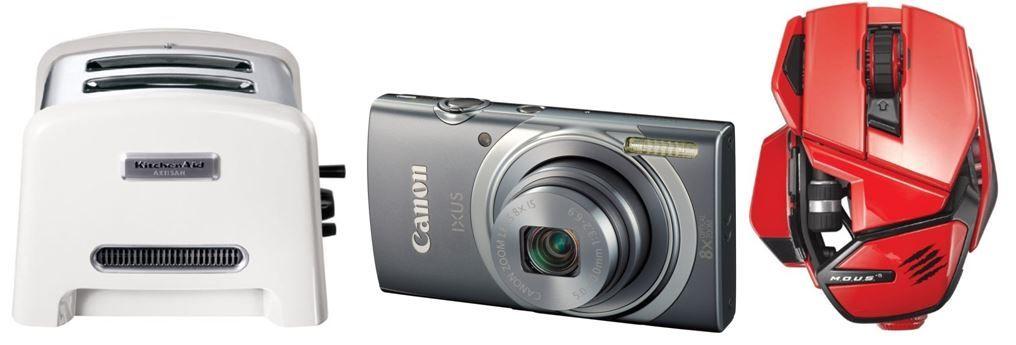 Canon IXUS 150 Digitalkamera für 85€ und mehr Amazon Blitzangebote