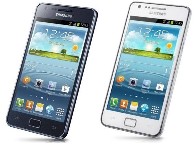 mein deal147 Samsung Galaxy S2 Plus (I9105P)   Android 4.1 Smartphone ohne Locks für 179,90€
