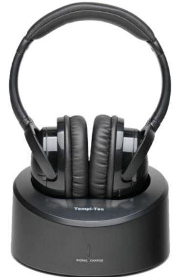 mein deal165 Universal UHF Stereo Funkkopfhörer für 24,99€