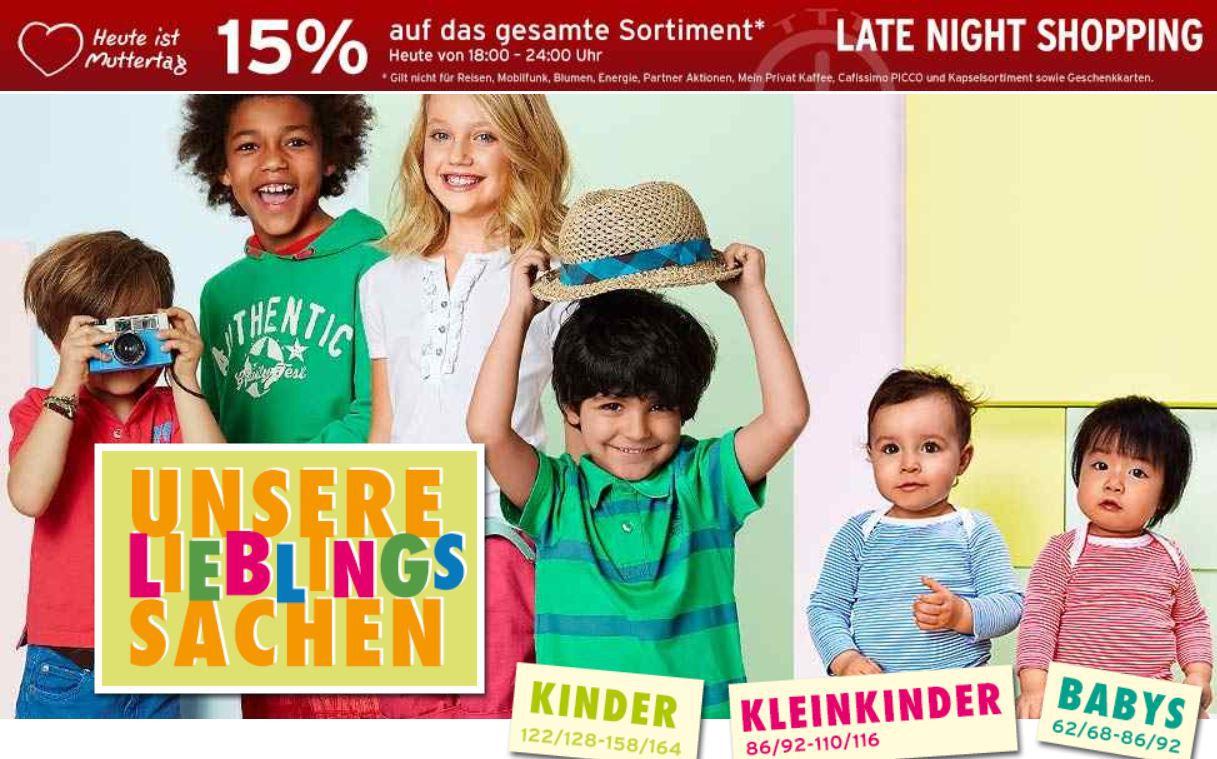 Tchibo Late Night Shopping   15% Rabatt auf fast alles zwischen 18 und 24Uhr!   Update