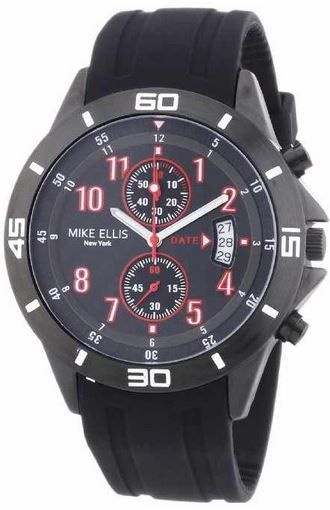 mein deal186 Mike Ellis New York und Baldessarini Herren Armbanduhr ab 69,99€ im Amazon Sale