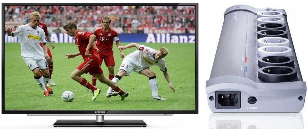 Grundig 50 VLE 921 BL 50Zoll Smart TV bei den Amazon täglichen weltMAIsterlichen Elektronik Deals
