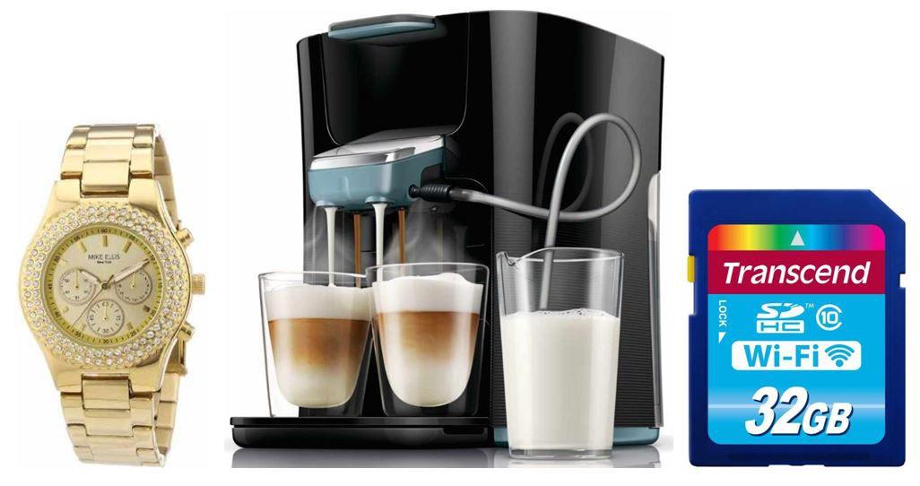 Philips Senseo HD7855/60 Latte Duo Kaffeepadmaschine bei den Amazon Blitzangeboten
