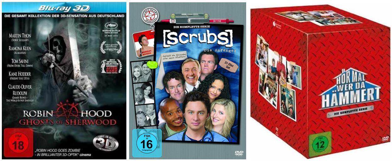 Hör mal wer da Hämmert für 37,97€ bei den Amazon DVD und Blu ray Angeboten der Woche
