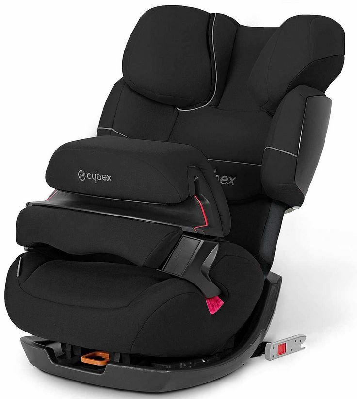 Cybex Pallas fixPure Black  Kinder Autositz für 156,74€ (statt 187€)