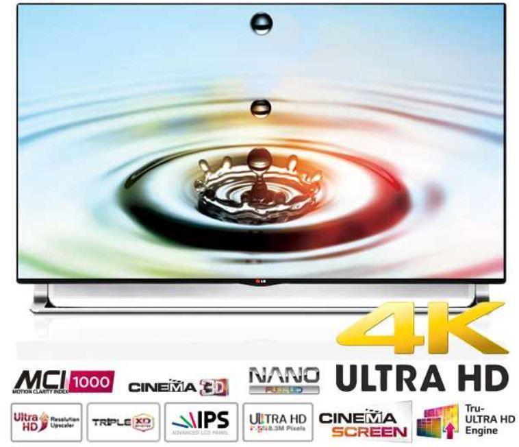 LG 55LA970V   55 Zoll nano FullHD Ultra Smart TV für 1.408,90€ statt 2.139€