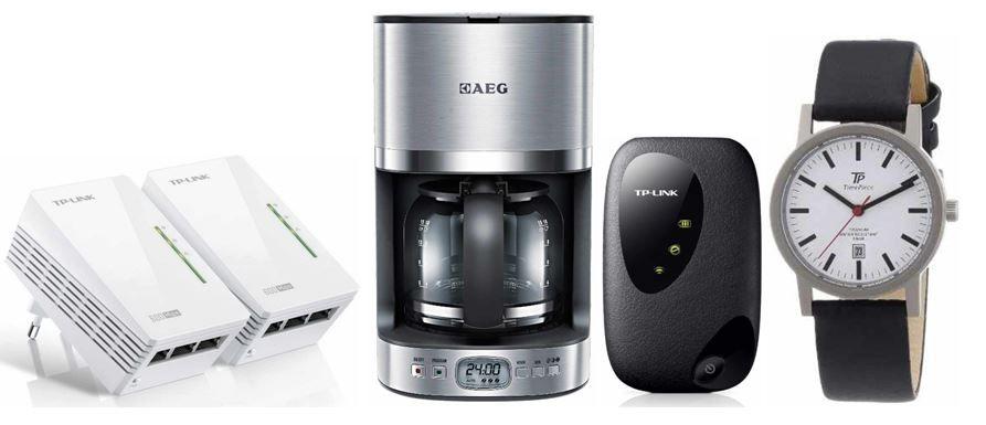 mein deal206  AEG KF 7500 Kaffeeautomat bei den Amazon Blitzangeboten