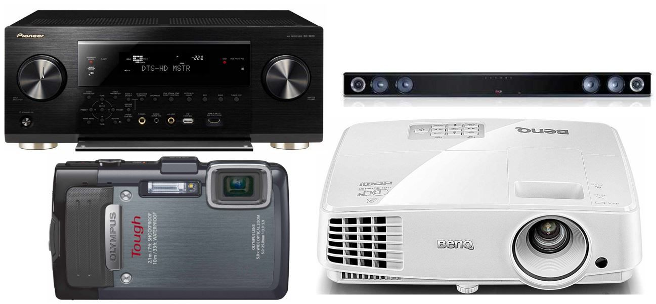 BenQ TW523P DLP Projektor bei den Amazon täglichen weltMAIsterlichen Elektronik Deals