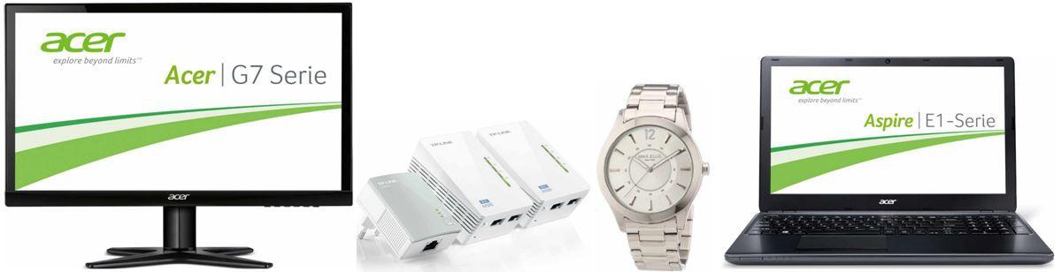mein deal221 Acer G237HLbi   23 Zoll ZeroFrame Monitor bei den Amazon Blitzangeboten