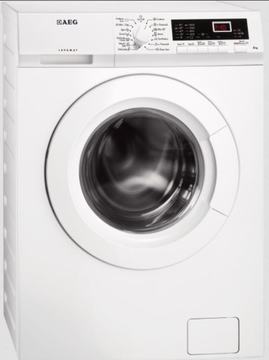 AEG Lavamat L5462DFL Waschmaschine mit 1400 U/min ab 299€