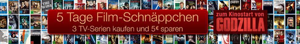 Amazon   5 Tage Film Schnäppchen   z.B. Steelbooks ab 6,97€ Update!