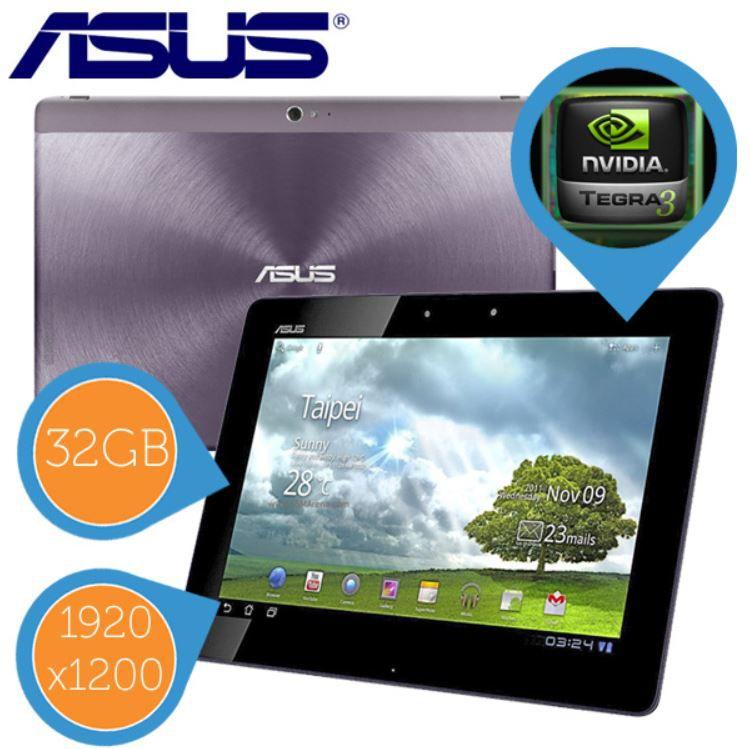 Asus Transformer Pad Infinity 32 GB FullHD Display für 205,90€   wieder da!