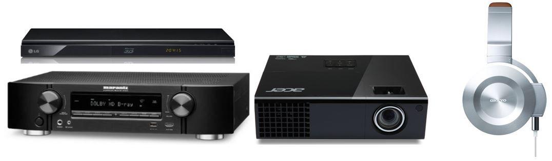 Acer P1500 3D Full HD DLP Projektor für 499€ bei den Amazon weltMAIsterlichen Elektronik Deals   Update