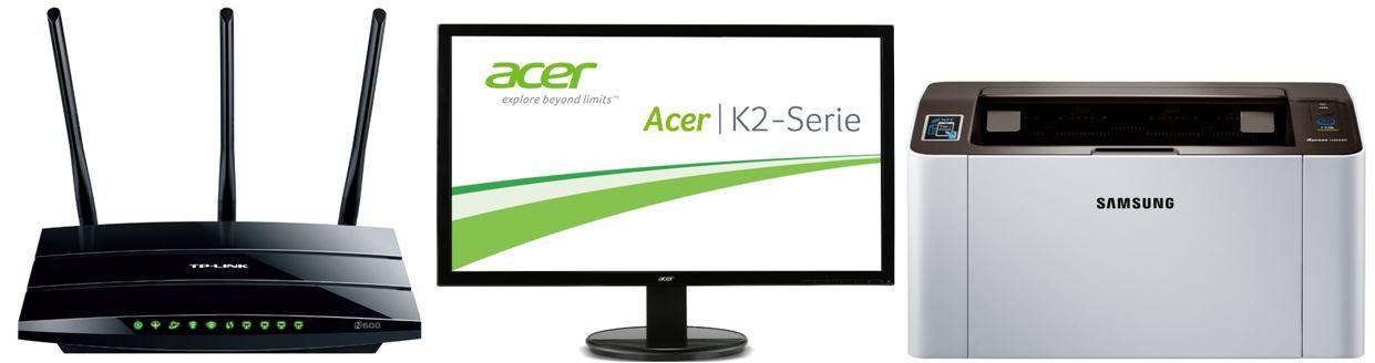 Acer K272HULbmiidp   27 Zoll Monitor bei den Amazon Blitzangeboten