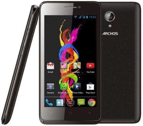 mein deal334 Archos 45 Titanium   Einsteiger Android Dual SIM Smartphone für 99€