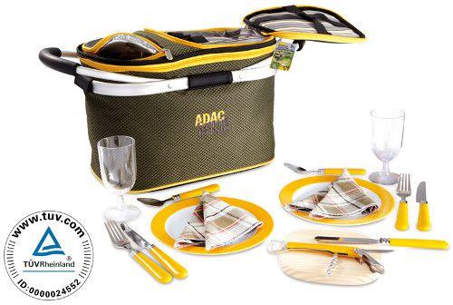 ADAC Picknick Korb