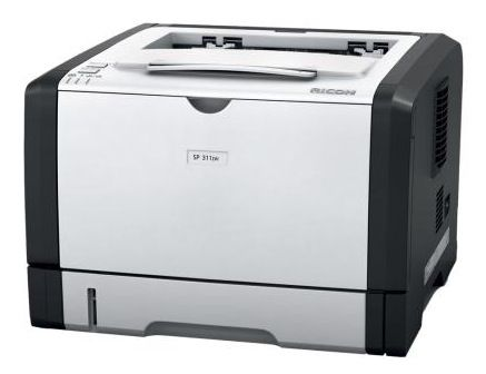 Ricoh Aficio SP 311DN S/W Laserdrucker für 39€   Update