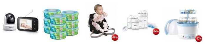 20% Rabatt auf Baby Artikel bei Amazon (25% Rabatt für Family Mitglieder)