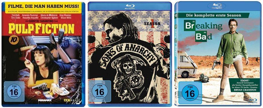 Amazon10 2 TV Serien für 20€ und mehr Amazon DVD und Blu ray Angebote