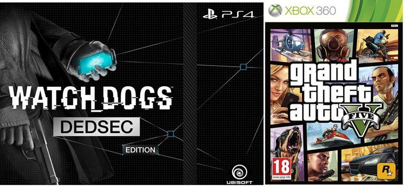 Watch Dogs   DEDSEC Edition   für Konsolen und PC ab 79,97€ Tag 4 der E3 Daily Deals