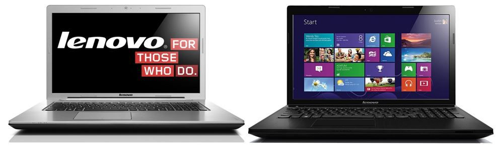 Lenovo IdeaPad Z710   17 Zoll i5 Notebook für 549€ & Lenovo G510   15 Zoll i7 mit HD8750M für 499€