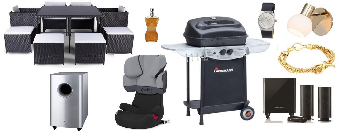Vanage LP 0012A Gartengarnitur Lounge  und mehr Amazon Blitzangebote