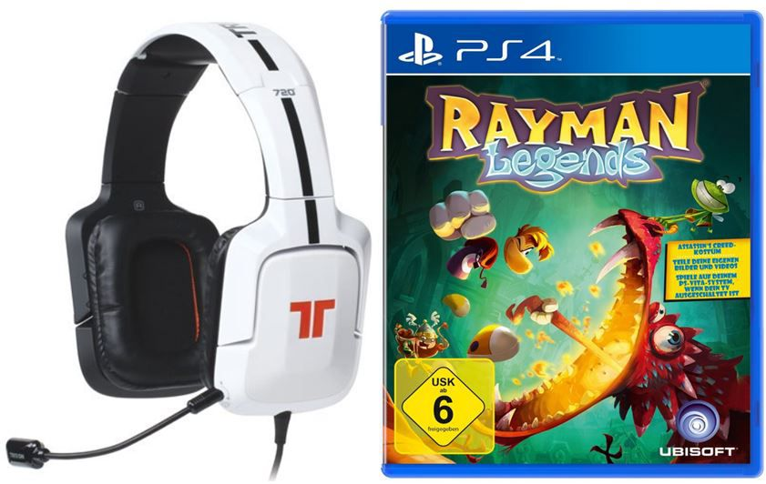 Amazon111 Rayman Legends PS4 für 29,97€   Tag 5 der E3 Daily Deals