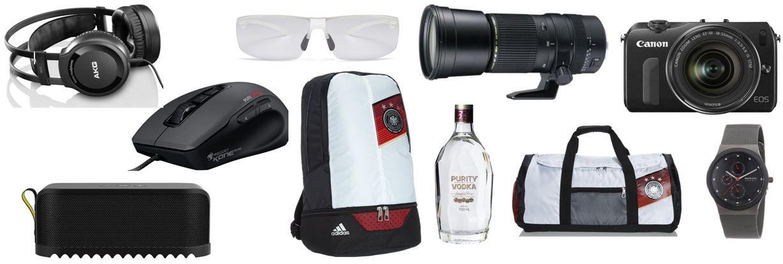 Amazon128 adidas DFB Teambag WM 2014 für 29,99€ und weitere 40 Amazon Blitzangebote ab 18Uhr