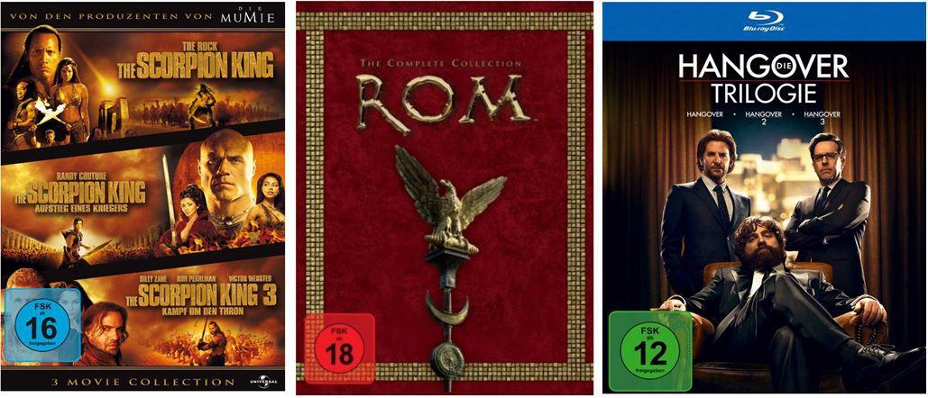Box Sets und Komplettboxen zum Aktionspreis und mehr Amazon DVD und Blu ray Angebote