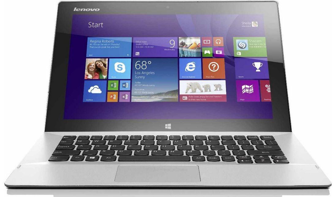 Lenovo MIIX2 11   11,6 Zoll Multi Touch Convertible Tablet mit i5 für 899€