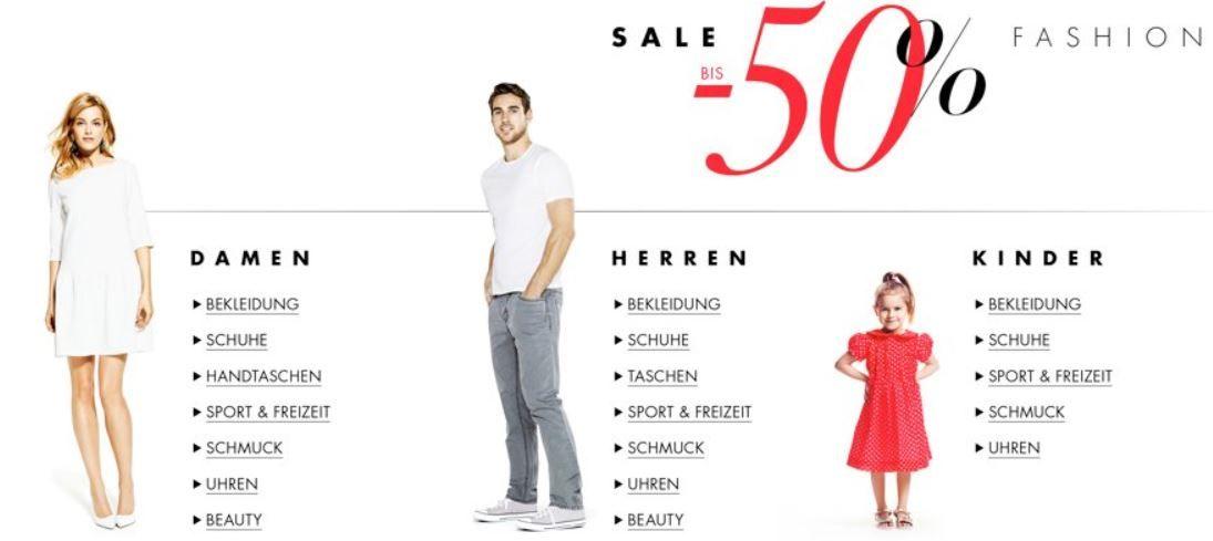 Amazon Fashion Sale mit 50% Rabatt auf Damen, Herren und Kinder Bekleidung   jetzt auch mit HUMMEL SALE