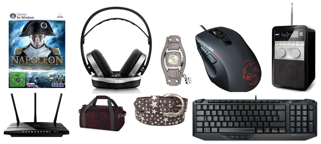 Roccat Kone Pure Core Gaming Maus für 44€   bei den Amazon Blitzangeboten