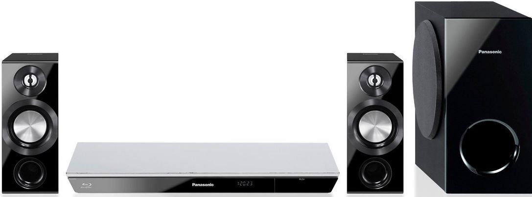 Amazon47 Panasonic SC BTT200EGS   2.1 Blu ray Heimkinosystem ab 199€