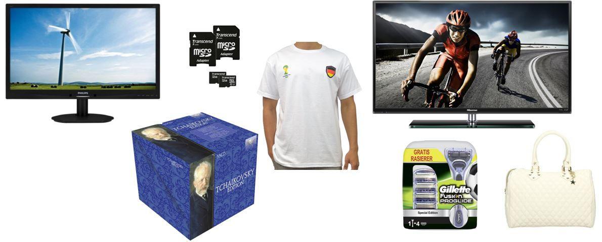 Hisense LTDN40K166WSEU   40 Zoll TV für 289,99 und reichlich mehr Amazon Blitzangebote