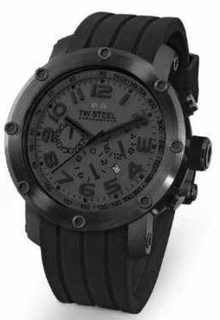 TW Steel Herren Armbanduhr Grandeur Teur Analog Quarz TECH TW 128 für 279,99€
