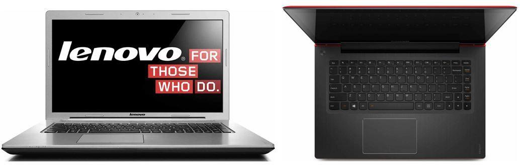 Lenovo IdeaPad Z710   i7 Notebook und Lenovo IdeaPad U430 touch Ultrabook für je 799€