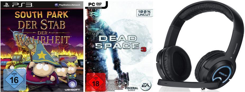 XANTHOS Gaming Headset für 34,97€ beim ersten Tag der E3 Daily Deals