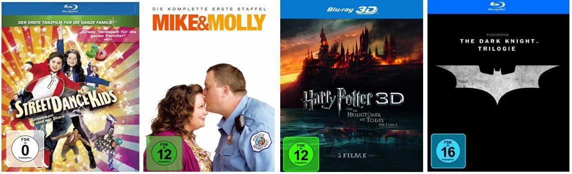 Amazon9 Batman   The Dark Knight Trilogy für 17,97€ bei den Amazon DVD und Blu ray Angeboten der Woche