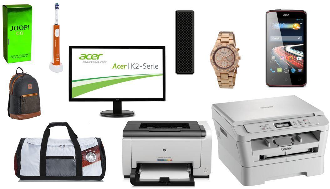 AmazonBlitz4 Acer K272HULbmiidp   27 Zoll WQHD Monitor und weitere 26 Amazon Blitzangebote