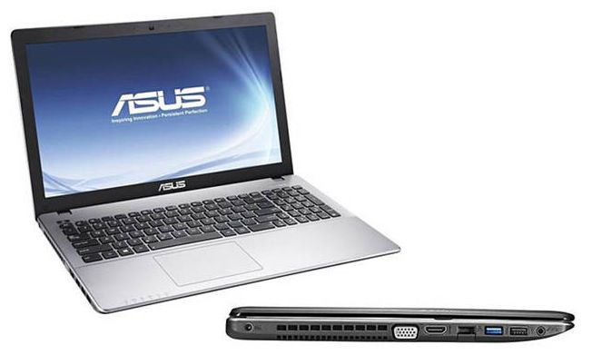 Asus R510CA CJ861H Asus R510CA CJ861H 15,6 Notebook mit Touch Display (Demoware) für 339€