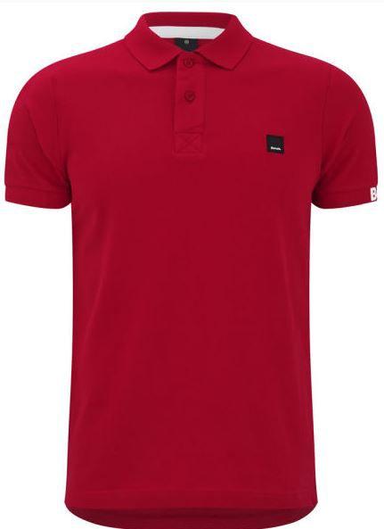 Bench Resting Herren Polo Shirt in rot für nur 16,99€ inkl. Versand